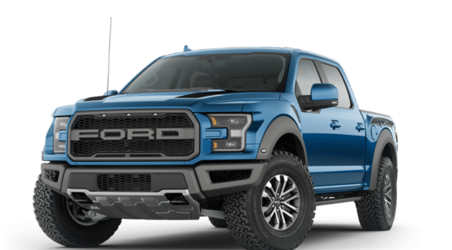 2019 Ford F-150 RAPTOR SUPERCREW 4WD Truck